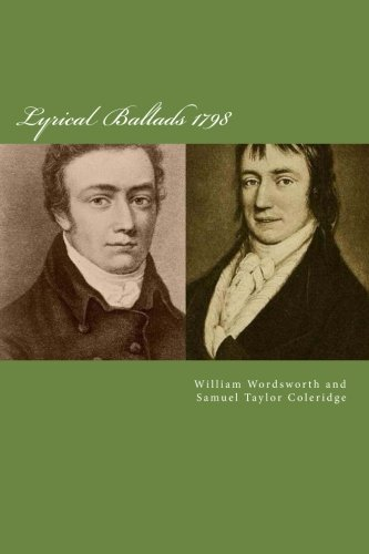 Lyrical Ballads 1798: Coleridge, Samuel Taylor,