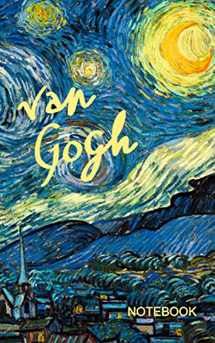 9781492349556: Van Gogh Notebook: Starry Night (journal/cuaderno/portable/gift) (Signature series)