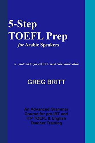 9781492349778: 5-Step TOEFL Prep for Arabic Speakers: 2