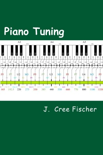 9781492352907: Piano Tuning: A Simple and Accurate Method for Amateurs