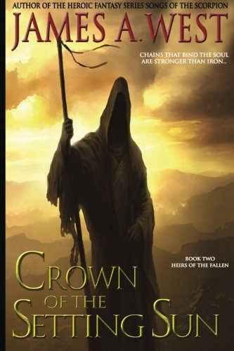9781492363453: Crown of the Setting Sun (Heirs of the Fallen) (Volume 2)