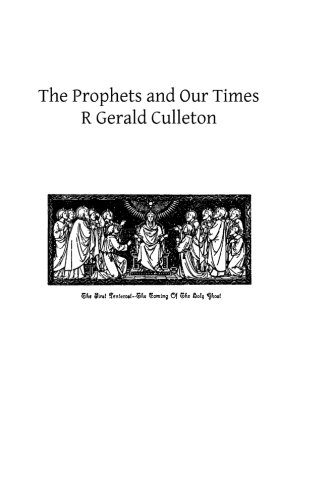 9781492363545: The Prophets and Our Times