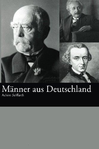 9781492366850: German Easy Reader: Männer aus Deutschland (German Edition)