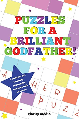 9781492378631: Puzzles For A Brilliant Godfather