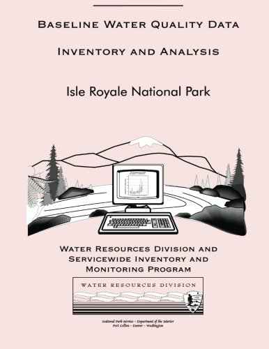 9781492388746: Baseline Water Quality Inventory and Analysis: Isle Royale National Park
