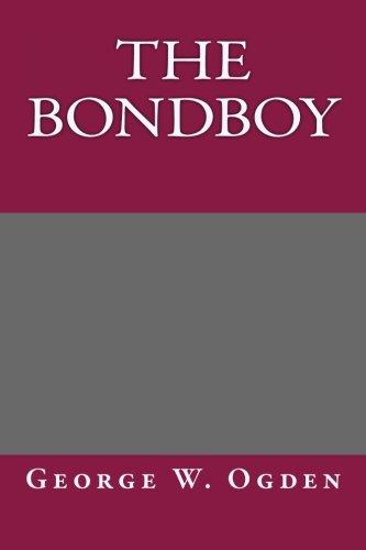 9781492391944: The Bondboy