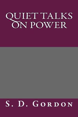 9781492393016: Quiet Talks on Power