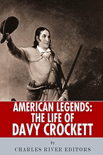 9781492398615: American Legends: The Life of Davy Crockett