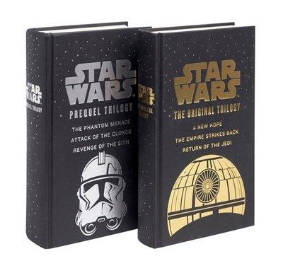Star Wars Trilogy Bundle - Exclusive Covers: Lucas, George; Glut,