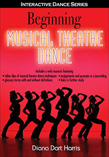 9781492502890: Beginning Musical Theatre Dance With Web Resource (Interactive Dance)