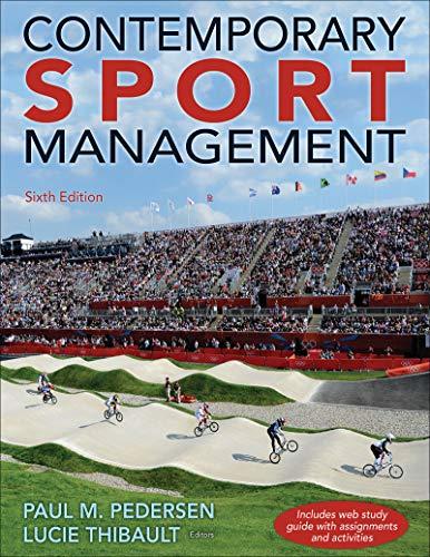 9781492550952: Contemporary Sport Management