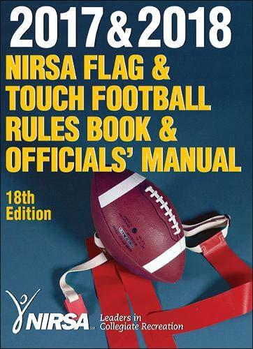 2017 2018 NIRSA Flag Touch Football Rules: Nirsa