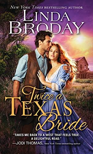 Twice a Texas Bride (Bachelors of Battle Creek): Broday, Linda