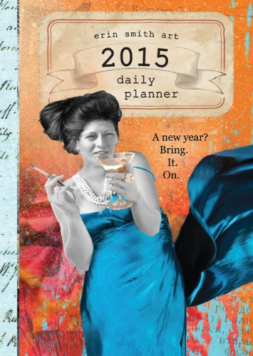 9781492604099: Erin Smith Art Daily Planner