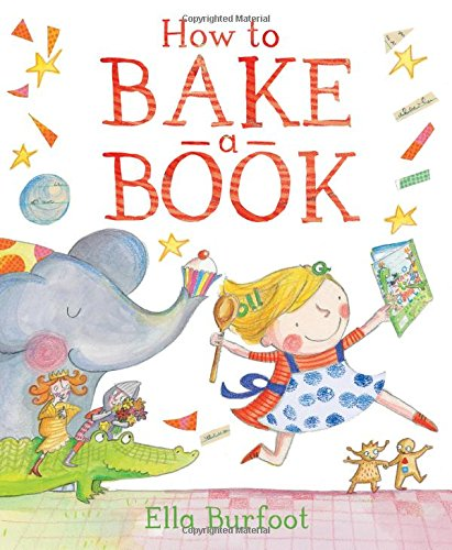 How to Bake a Book: Burfoot, Ella