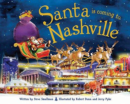 Santa Is Coming to Nashville: Steve Smallman