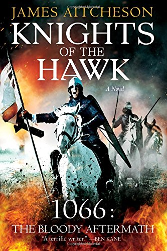 9781492609872: Knights of the Hawk: A Novel (The Conquest Series)