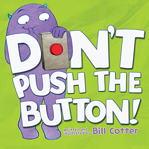 9781492619642: Don't Push the Button!