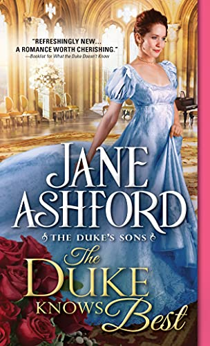The Duke Knows Best (The Duke's Sons)