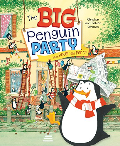 9781492623342: The Big Penguin Party