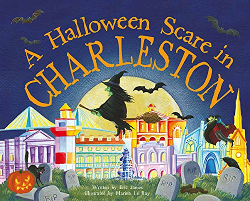 A Halloween Scare in Charleston: James, Eric