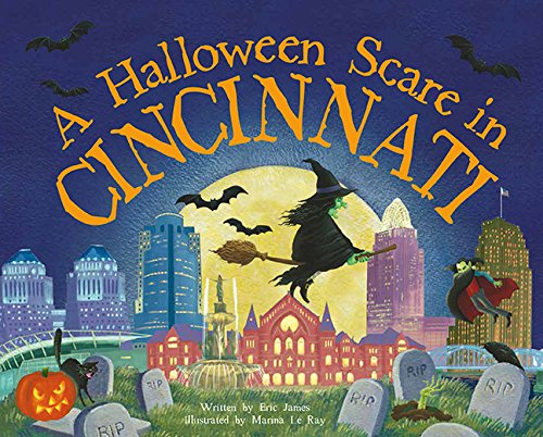 A Halloween Scare in Cincinnati: James, Eric