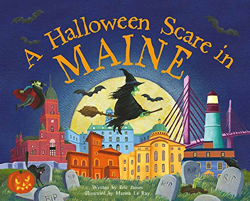 A Halloween Scare in Maine: Eric James