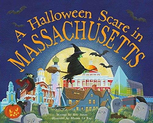 A Halloween Scare in Massachusetts: Eric James