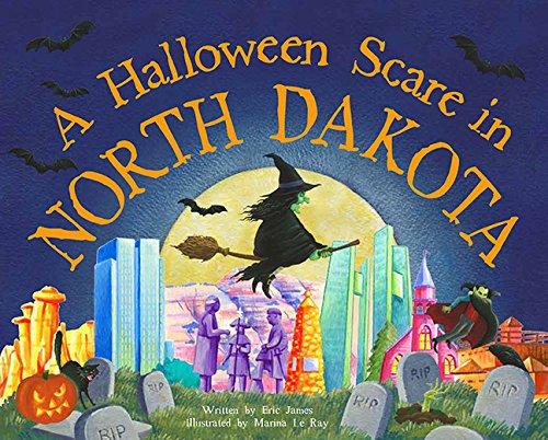 A Halloween Scare in North Dakota: James, Eric