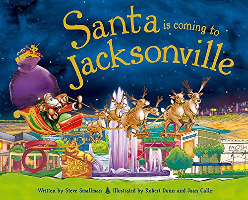 9781492626350: Santa Is Coming to Jacksonville