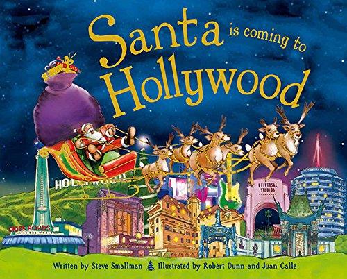 Santa Is Coming to Hollywood: Steve Smallman