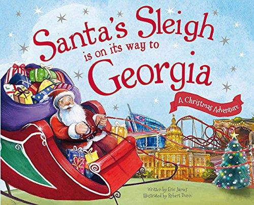 Santa's Sleigh Is on Its Way to Georgia: James, Eric
