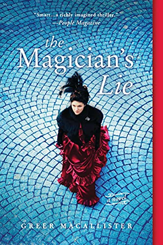 9781492628996: The Magician's Lie: A Novel