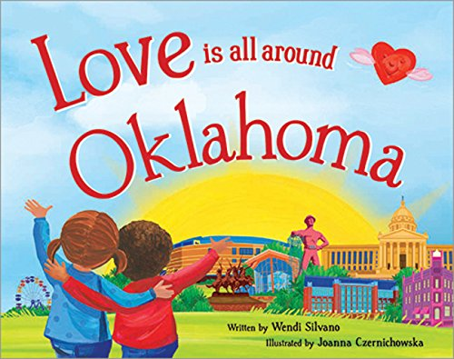 9781492629504: Love Is All Around Oklahoma