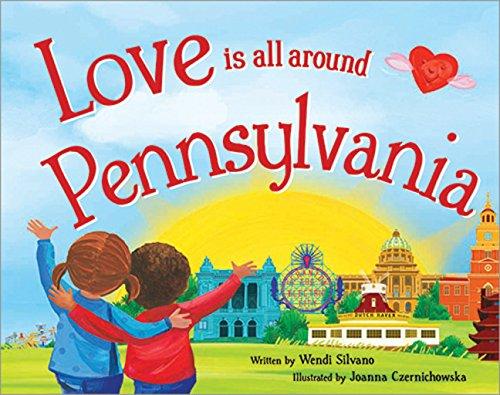 Love Is All Around Pennsylvania: Silvano, Wendi