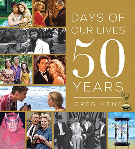 Days of Our Lives 50 Years: Meng, Greg