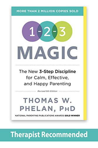 9781492629887: 1-2-3 Magic: 3-Step Discipline for Calm, Effective, and Happy Parenting