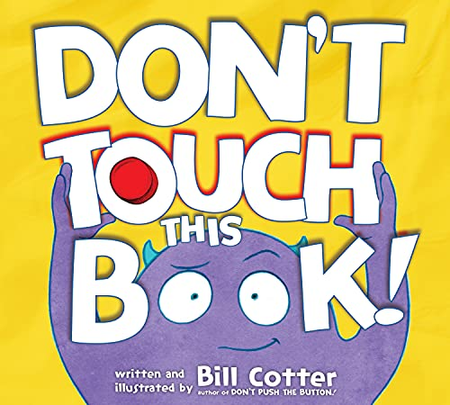 9781492632245: Don't Touch This Book!