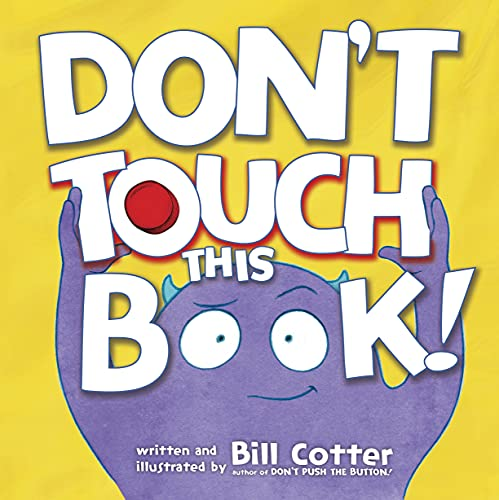 9781492633198: Don't Touch This Book!