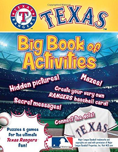 Texas Rangers: The Big Book of Activities (Hawk's Nest Activity Books): Peg Connery-Boyd