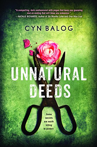 Unnatural Deeds: Balog, Cyn