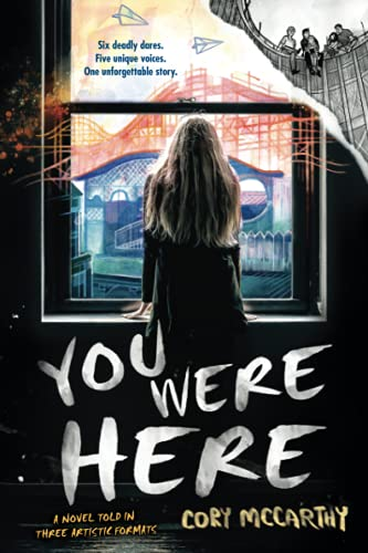 You Were Here 9781492635918 Cori McCarthy delivers an emotionally taut page-turner perfect for fans of E. Lockhart, Jennifer Niven, and Jandy Nelson. Jaycee is abou