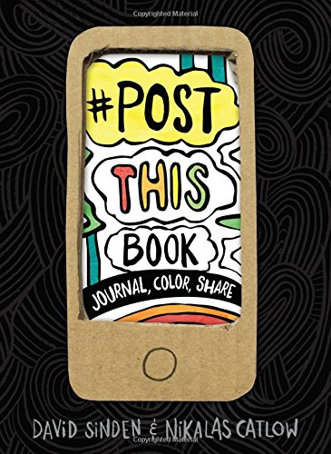 9781492639060: Post This Book: Journal, Color, Share