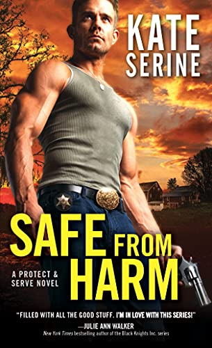 9781492639169: SAFE FROM HARM (Protect & Serve)
