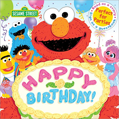 Happy Birthday!: A Birthday Party Book (Hardback or Cased Book)