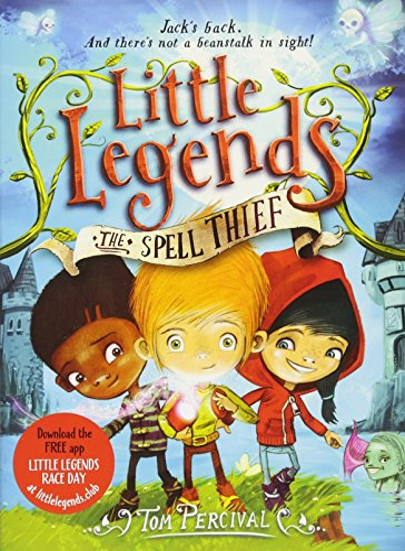 9781492641773: The Spell Thief (Little Legends)