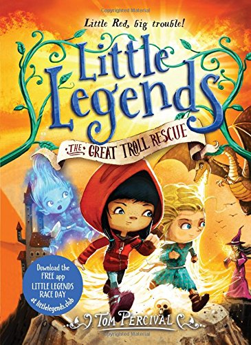9781492646655: The Great Troll Rescue (Little Legends)