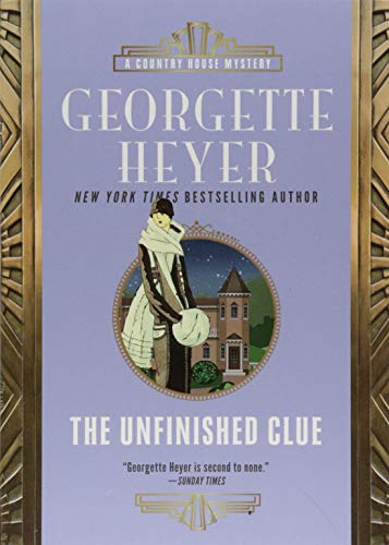 9781492669494: The Unfinished Clue (Country House Mysteries)