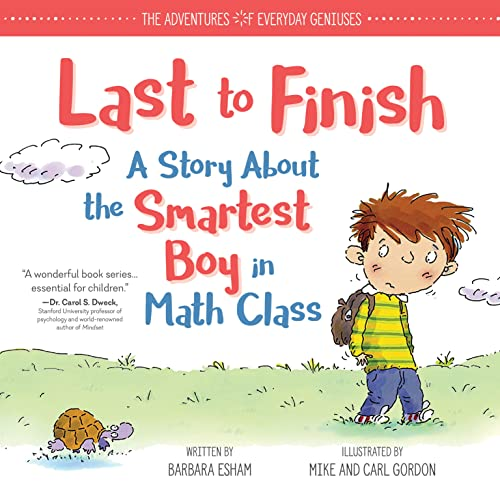 Last to Finish: A Story About the: Barbara Esham