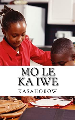 Mo Le Ka Iwe: Yoruba (kasahorow Yoruba) (Yoruba Edition): kasahorow